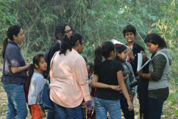 Nature camp in association with Kolkata Homeschoolers