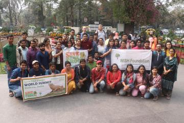 Save The Frogs Day Celebration_BIg Day