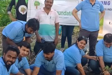 Plantation with Samsung CSR